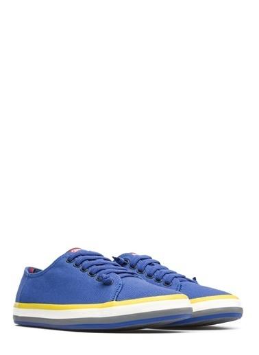 Camper Bağcıklı Spor Ayakkabı Mavi